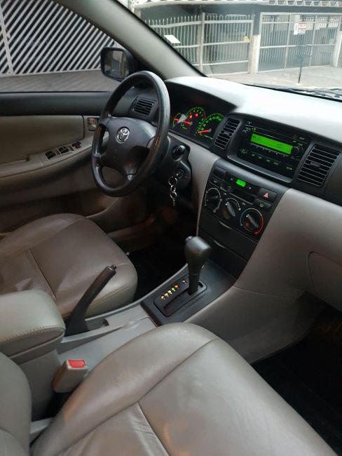 Toyota Corolla Fielder 1.8 16V (aut) - Foto #6
