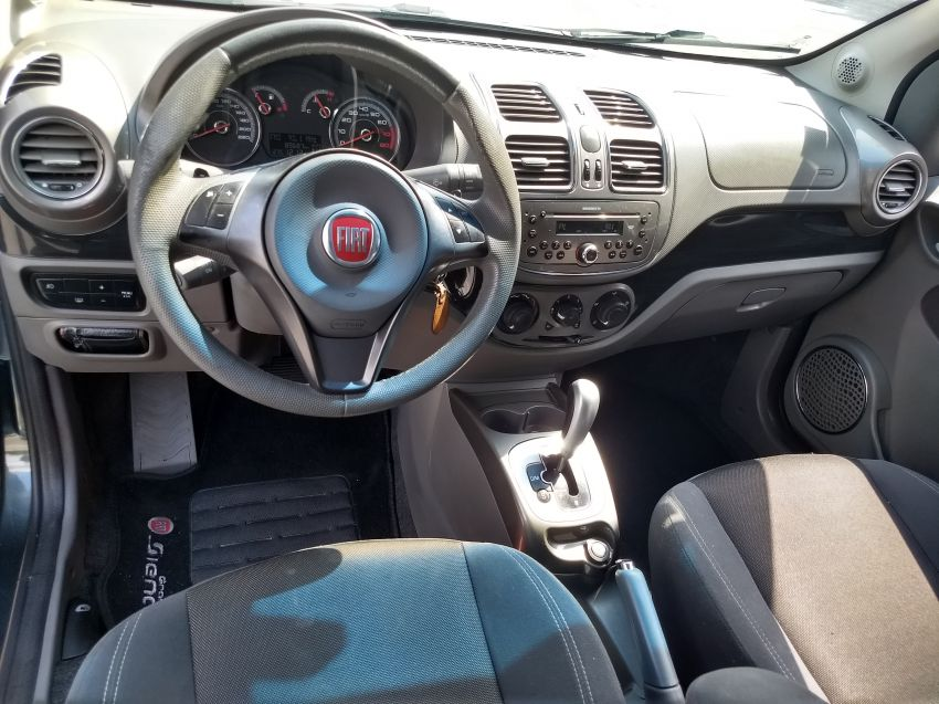 Fiat Grand Siena 1.6 E.torQ Dualogic (Flex) - Foto #4