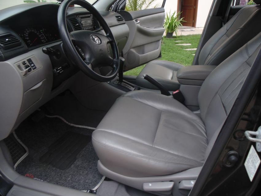 Toyota Corolla Sedan SEG 1.8 16V (nova série) (aut) - Foto #3