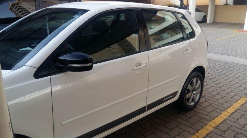 Volkswagen Polo Hatch. Sportline 1.6 8V (Flex) - Foto #3