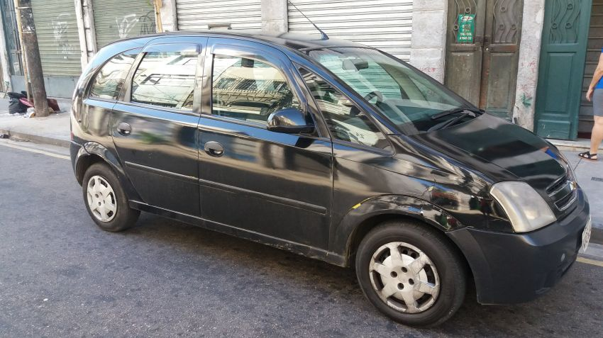 Chevrolet Meriva Joy 1.4 (Flex) - Foto #4