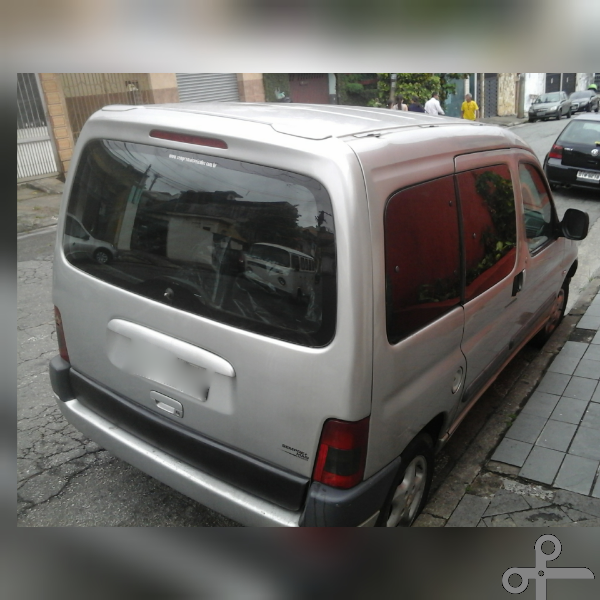Citroën Berlingo Multispace GLX 1.8 - Foto #1