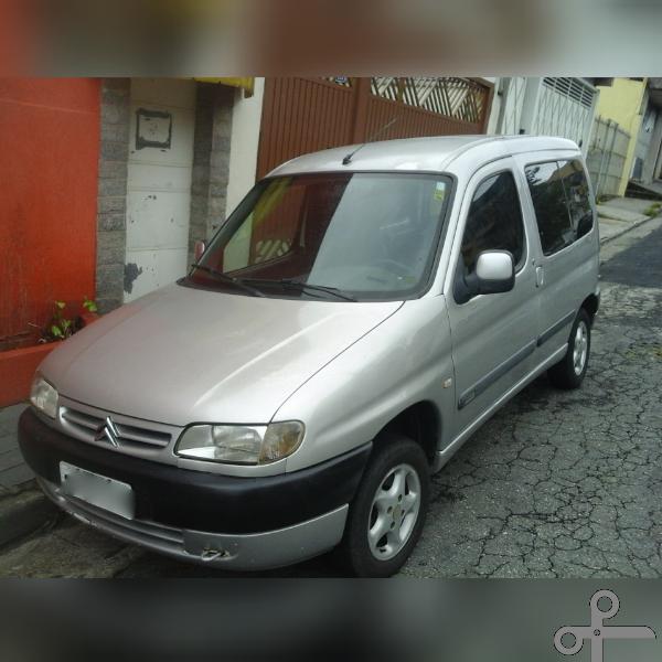 Citroën Berlingo Multispace GLX 1.8 - Foto #2