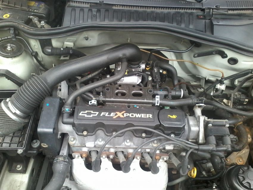 Chevrolet Corsa Sedan Maxx 1.0 (Flex) - Foto #5