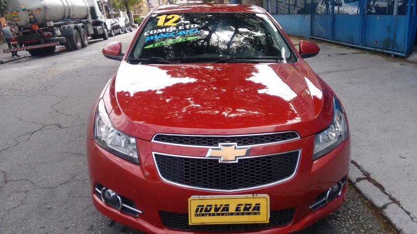 Chevrolet Cruze Sport6 LT 1.8 16V Ecotec (Flex) (Aut) - Foto #2