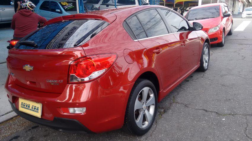 Chevrolet Cruze Sport6 LT 1.8 16V Ecotec (Flex) (Aut) - Foto #3