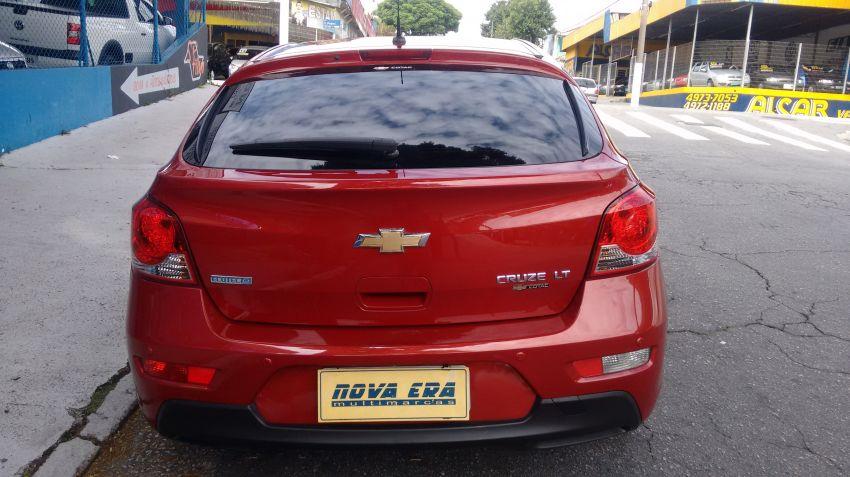 Chevrolet Cruze Sport6 LT 1.8 16V Ecotec (Flex) (Aut) - Foto #4