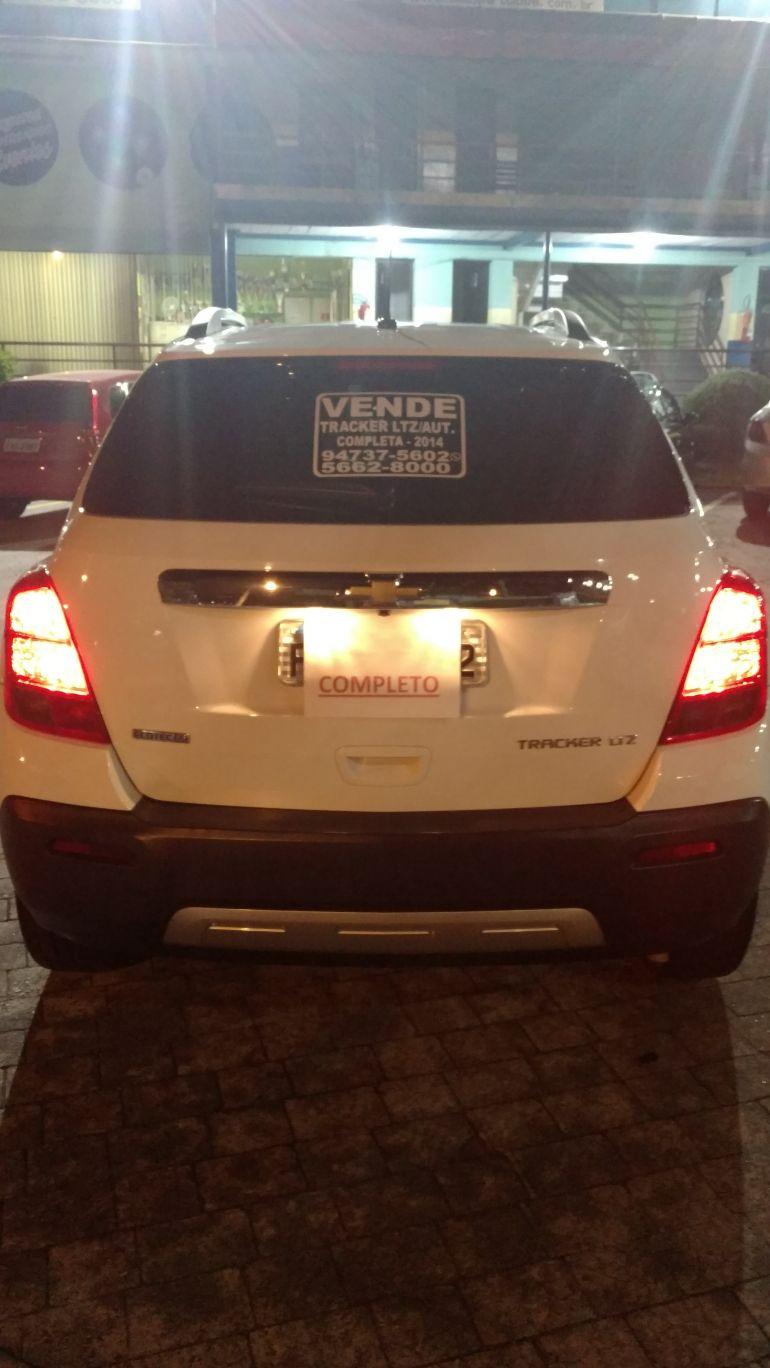 Chevrolet Tracker LTZ 1.8 16v Ecotec (Flex) (Aut) - Foto #7