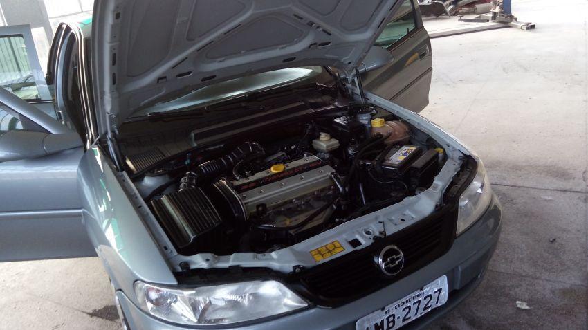 Chevrolet Vectra CD 2.2 MPFi 16V (Aut) - Foto #3