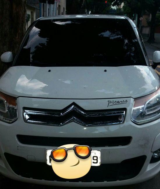 Citroën C3 Picasso Exclusive 1.6 VTI 120 (Flex) (Aut) - Foto #1
