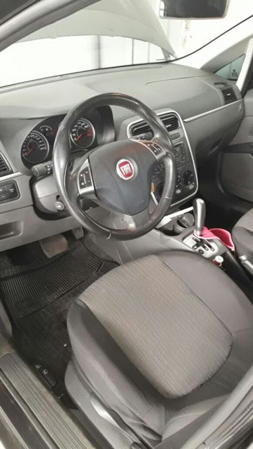 Fiat Punto Essence 1.6 16V Dualogic (Flex) - Foto #5