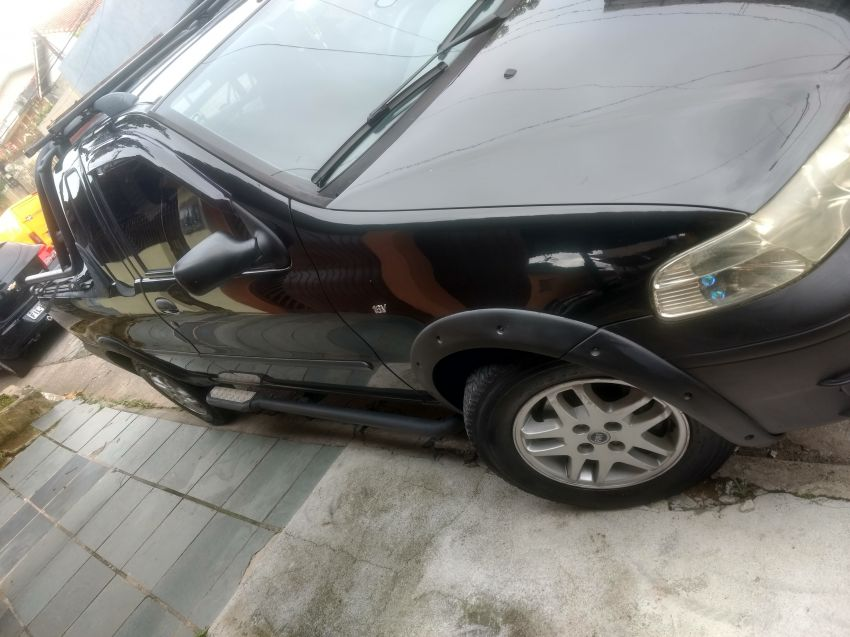 Fiat Strada Adventure 1.6 16V (Cabine Estendida) - Foto #3
