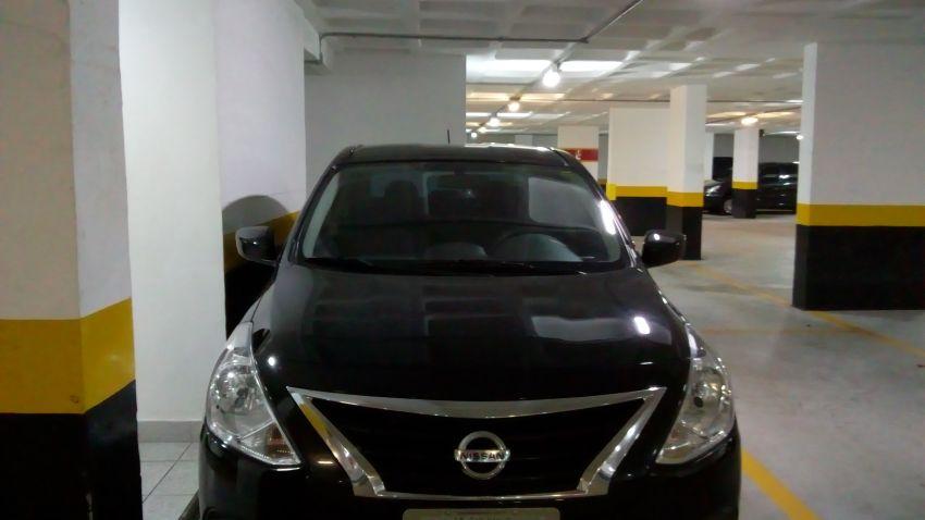 Nissan Versa 1.6 16V SL (Flex) - Foto #3