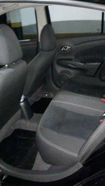 Nissan Versa 1.6 16V SL (Flex) - Foto #4