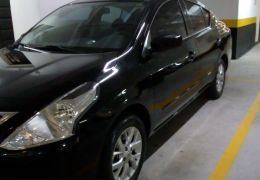 Nissan Versa 1.6 16V SL (Flex) - Foto #6
