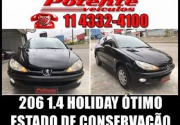 Peugeot 206 Holiday 1.4 8V