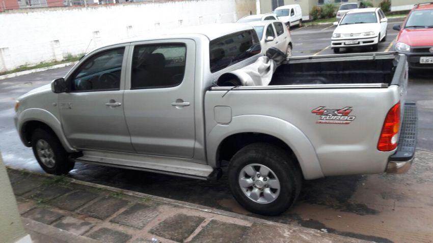Toyota Hilux SRV 4X4 3.0 (cab dupla) (aut) - Foto #2