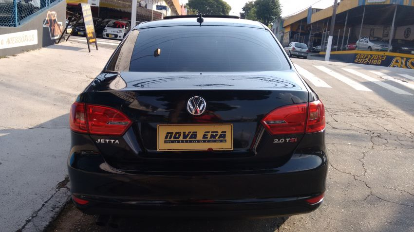 Volkswagen Jetta 2.0 Trendline Tiptronic (Flex) - Foto #4