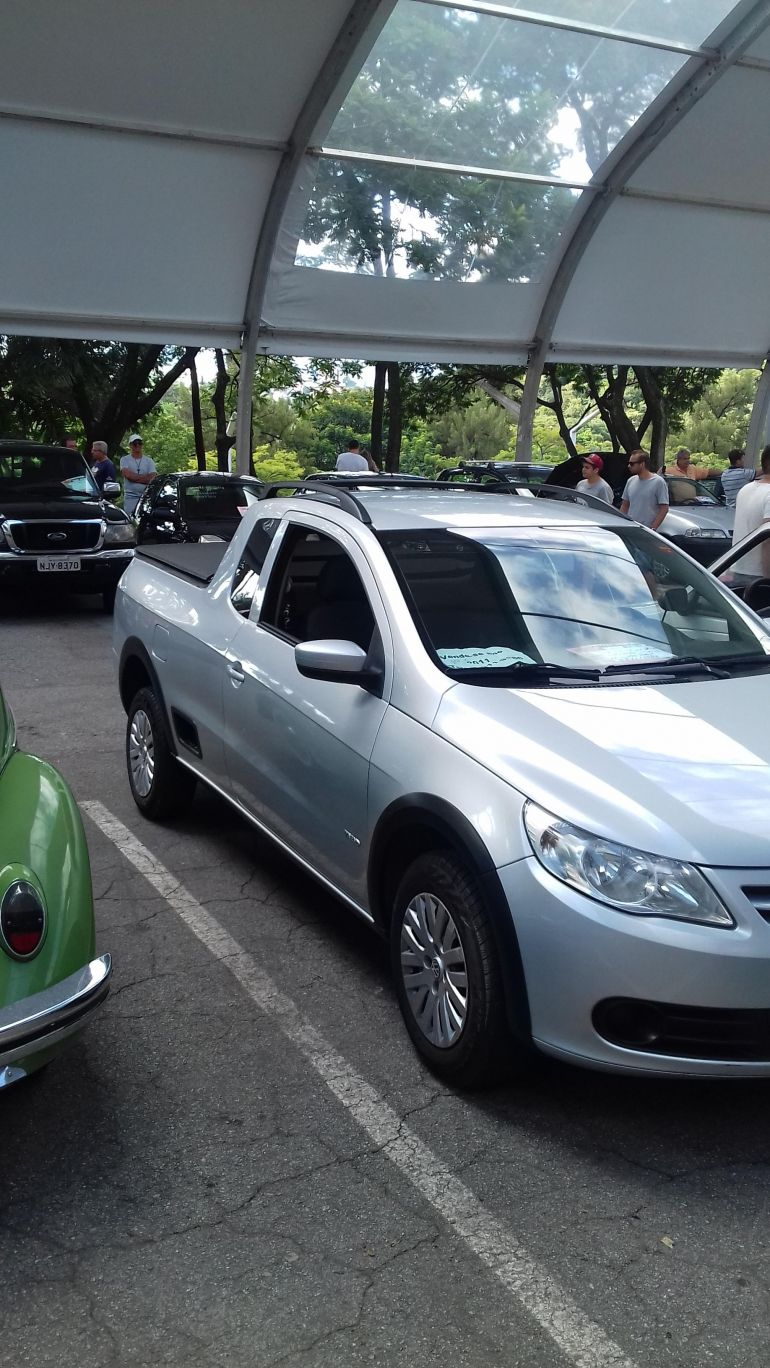 Volkswagen Saveiro 1.6 (Flex) (cab. estendida) - Foto #8