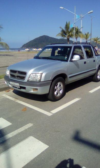 Chevrolet S10 2.4 Advantage (Cabine Dupla) - Foto #1