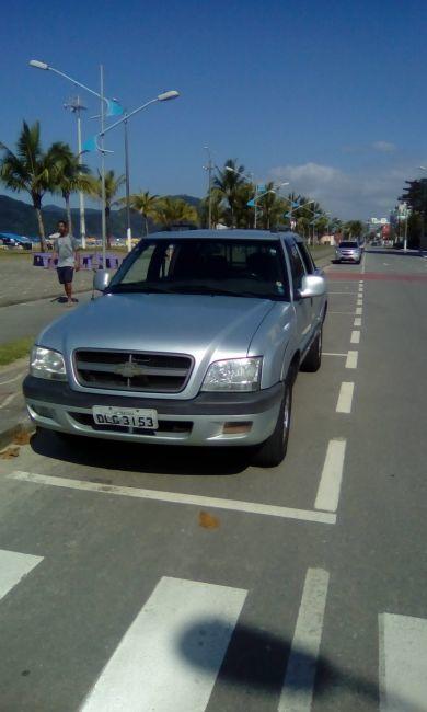 Chevrolet S10 2.4 Advantage (Cabine Dupla) - Foto #2