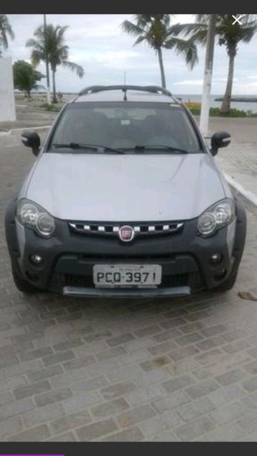 Fiat Palio Weekend Adventure Dualogic 1.8 16V (Flex) - Foto #1