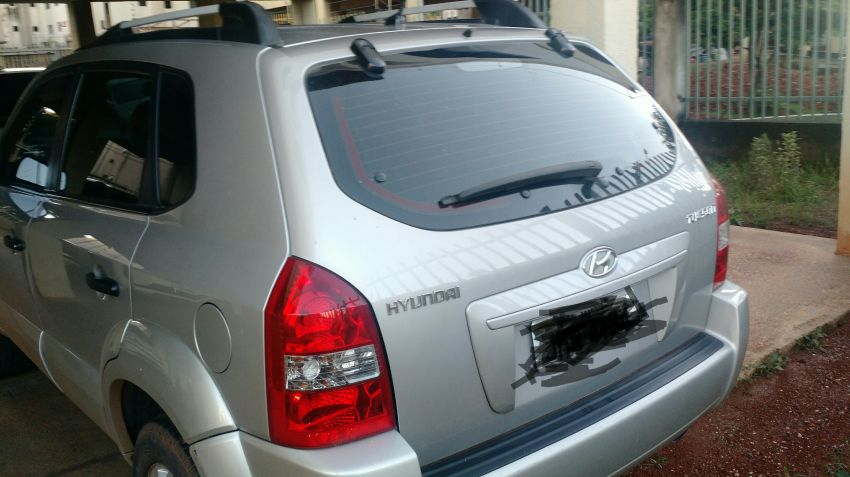 Hyundai Tucson GL 2.0 16V - Foto #10