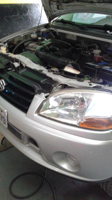 Suzuki Ignis GL 4x2 1.3 16V - Foto #6