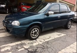 Chevrolet Corsa 1.0 MPFi Super Sedan 16v