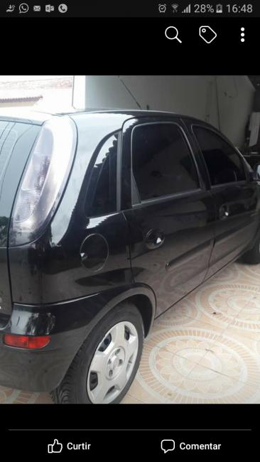 Chevrolet Corsa Hatch 1.4 EconoFlex Premium - Foto #7