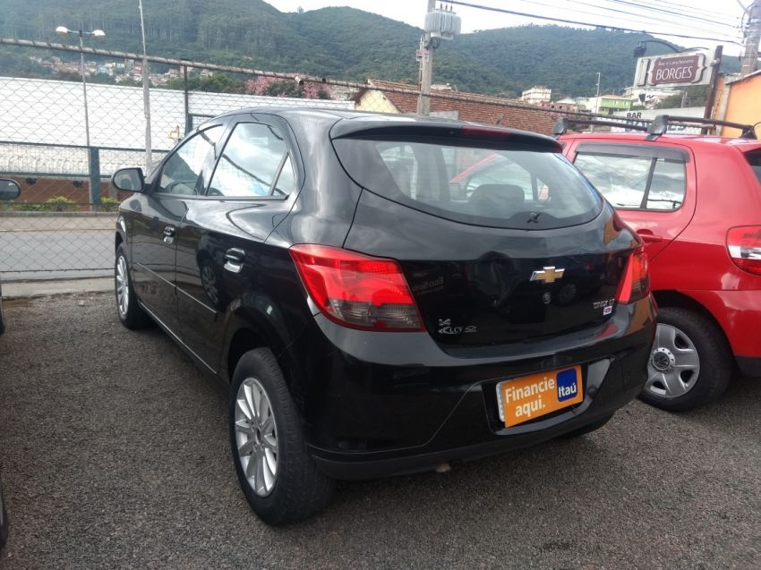 Chevrolet Onix 1.4 LT SPE/4 Eco - Foto #5