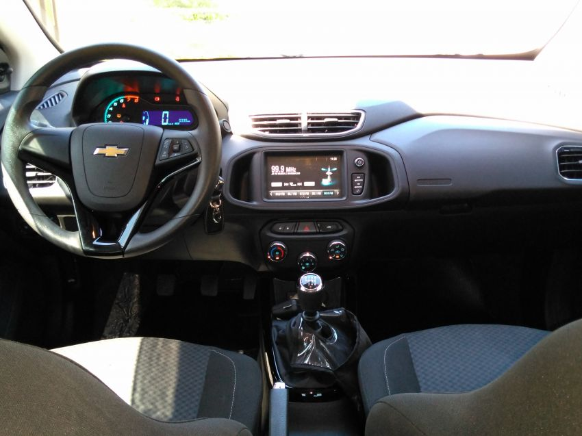 Chevrolet Prisma 1.4 Eco LT SPE/4 - Foto #3