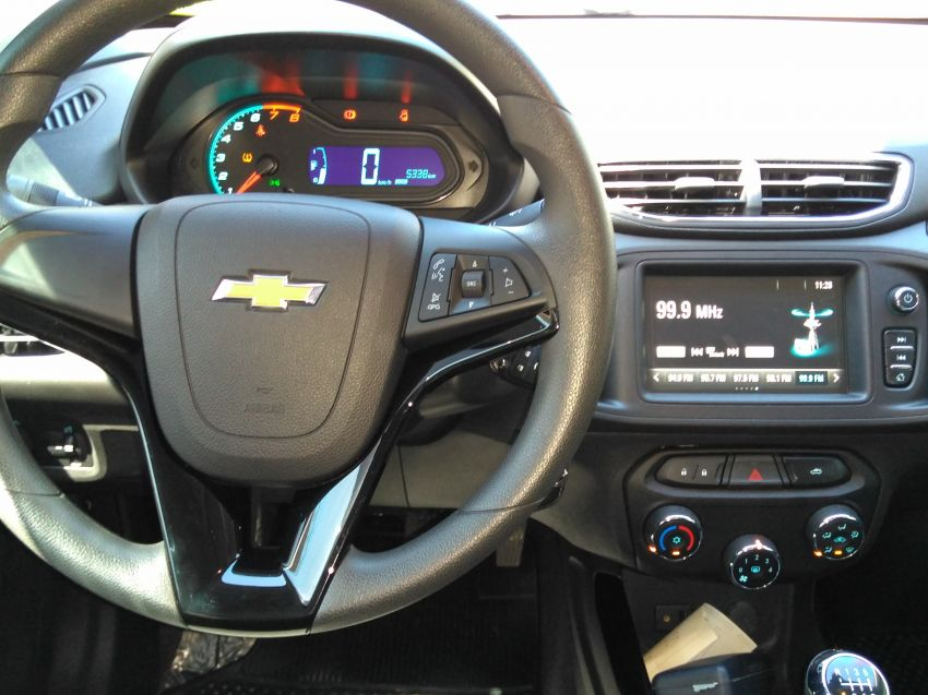 Chevrolet Prisma 1.4 Eco LT SPE/4 - Foto #4