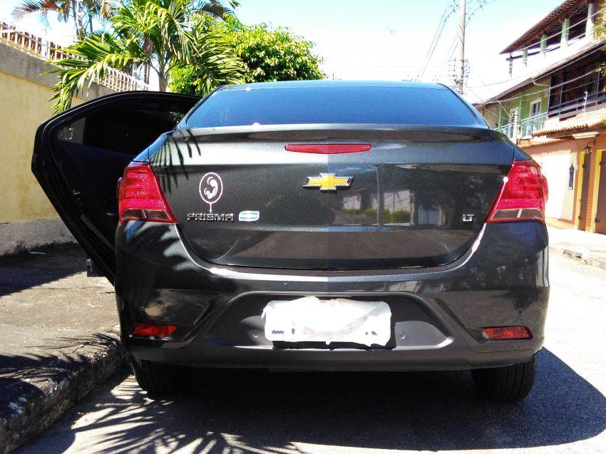 Chevrolet Prisma 1.4 Eco LT SPE/4 - Foto #7