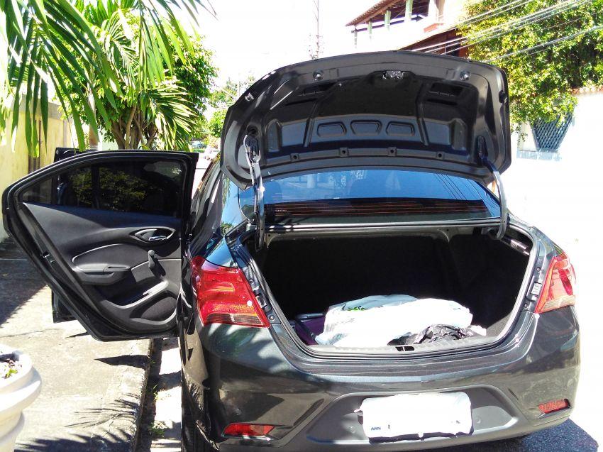 Chevrolet Prisma 1.4 Eco LT SPE/4 - Foto #8
