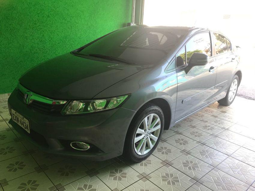 Honda New Civic LXR 2.0 i-VTEC (Flex) (Aut) - Foto #2