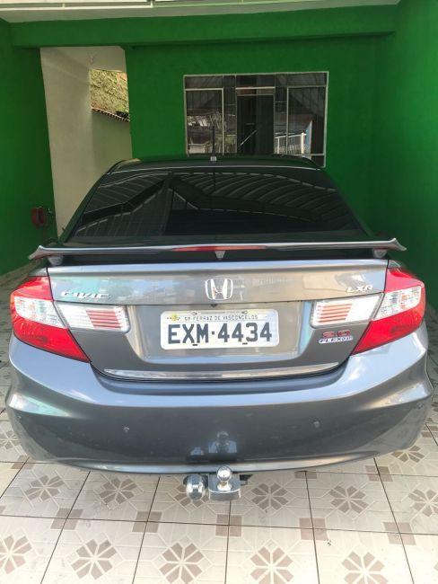 Honda New Civic LXR 2.0 i-VTEC (Flex) (Aut) - Foto #3