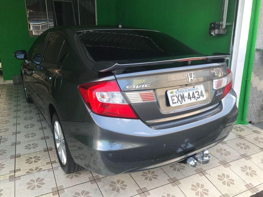 Honda New Civic LXR 2.0 i-VTEC (Flex) (Aut) - Foto #4