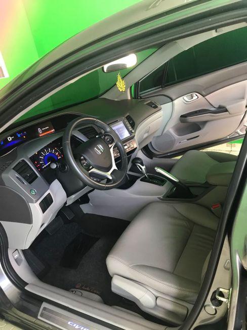 Honda New Civic LXR 2.0 i-VTEC (Flex) (Aut) - Foto #5
