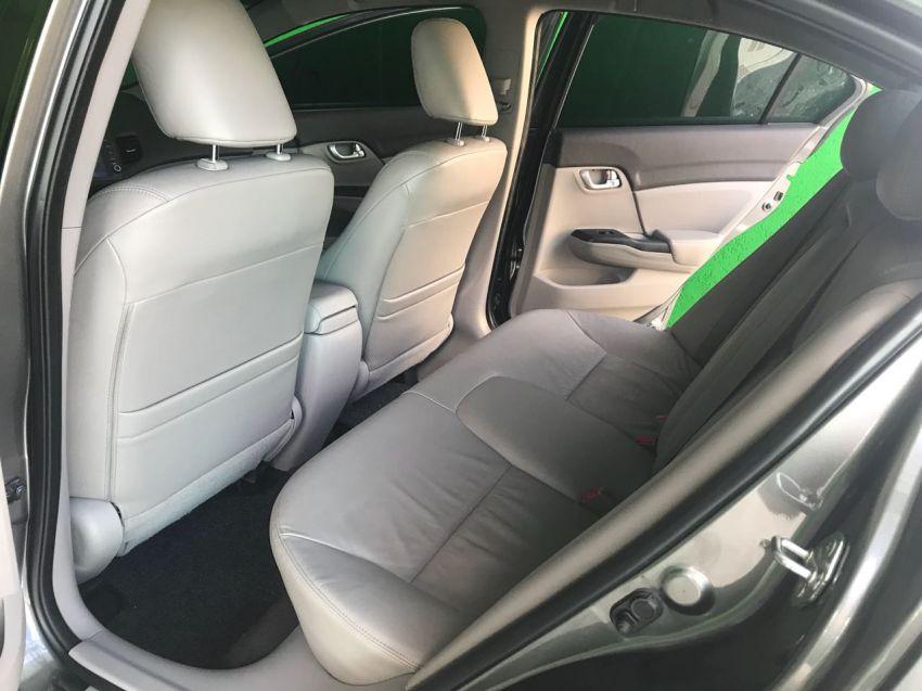 Honda New Civic LXR 2.0 i-VTEC (Flex) (Aut) - Foto #6