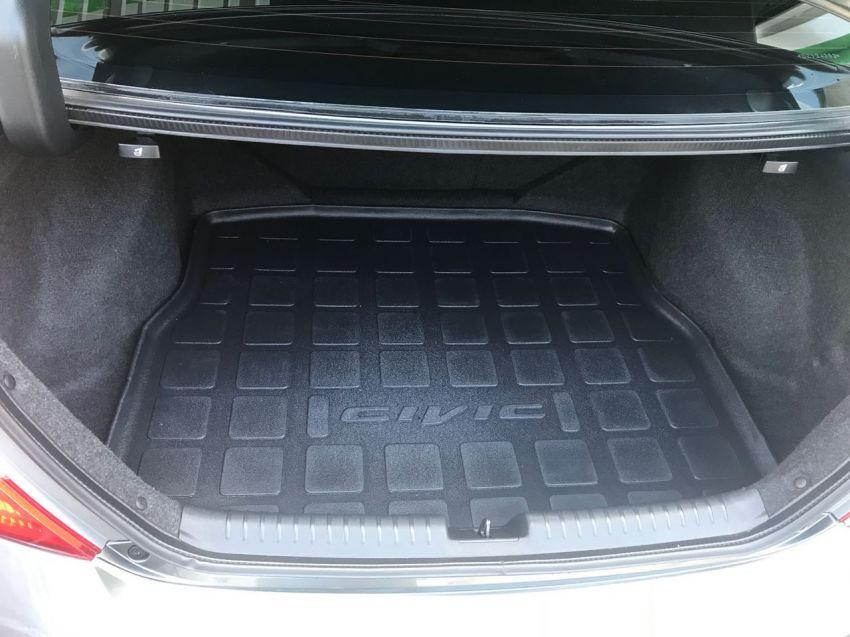 Honda New Civic LXR 2.0 i-VTEC (Flex) (Aut) - Foto #7