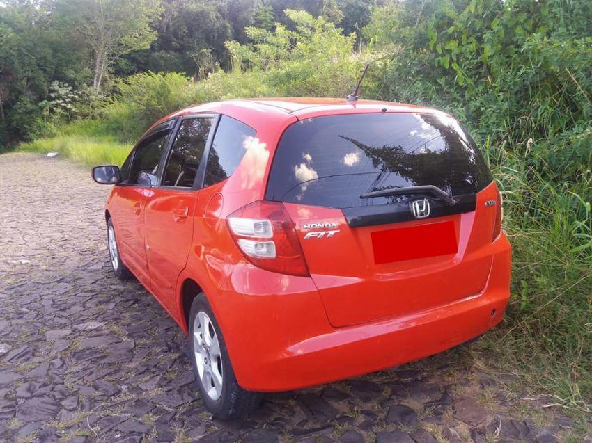 Honda Fit LXL 1.4 (flex) - Foto #10