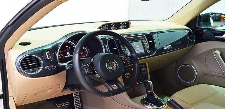 Volkswagen Fusca 2.0 TSi Sport DSG (Aut) - Foto #6