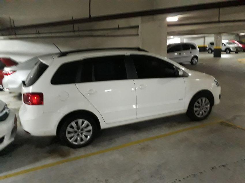 Volkswagen SpaceFox Trend 1.6 8V (Flex) - Foto #1