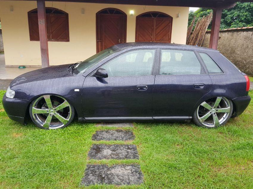 Audi A3 1.8 20V (aut) - Foto #3