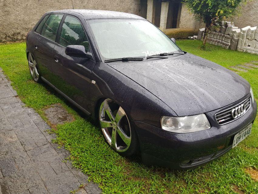 Audi A3 1.8 20V (aut) - Foto #6