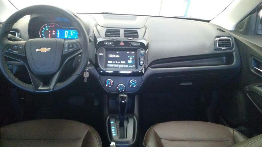 Chevrolet Cobalt Elite 1.8 8V (Flex) (Aut) - Foto #3
