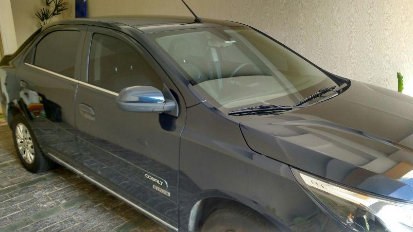 Chevrolet Cobalt Elite 1.8 8V (Flex) (Aut) - Foto #5