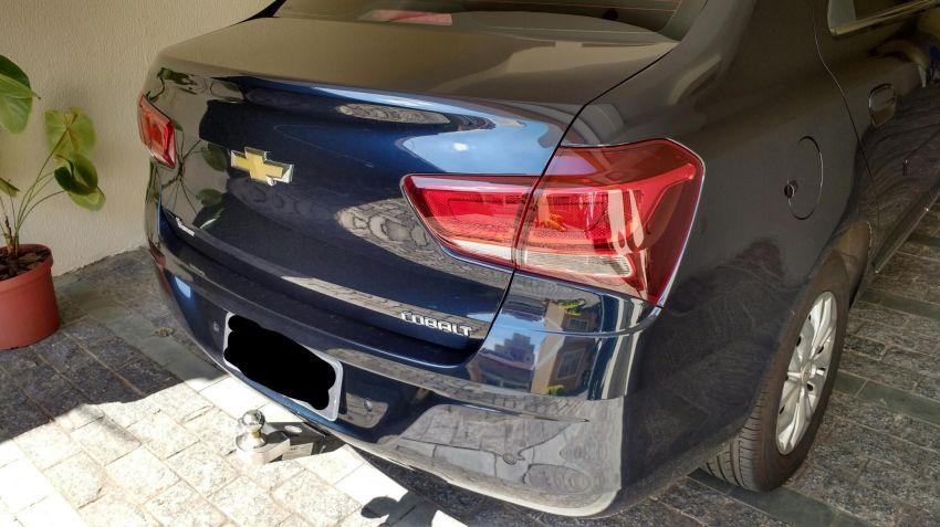 Chevrolet Cobalt Elite 1.8 8V (Flex) (Aut) - Foto #9