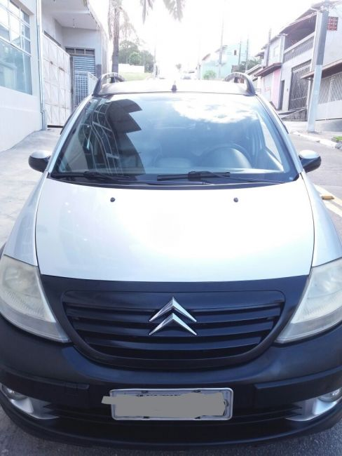 Citroën C3 XTR 1.6 16V (flex) - Foto #10